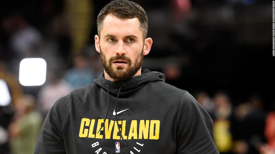 Cleveland Cavaliers All-Star Kevin Love revealed he had a panic attack on the court last season which forced him to run into the locker room.