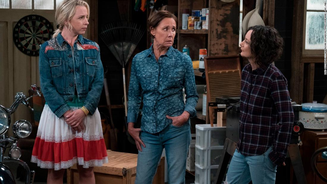 'The Conners' lays foundation for life after 'Roseanne'