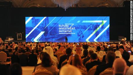The economy is boycotting Saudi Arabia's big conference. Here's going on