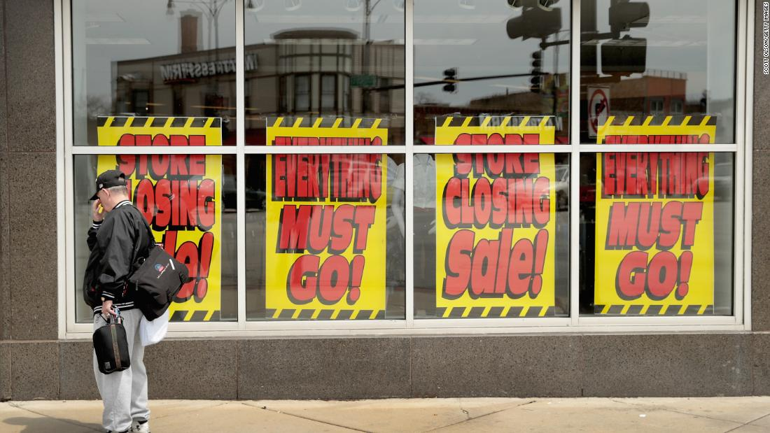 Landlords across America are cheering Sears' bankruptcy