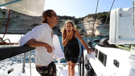Sailing La Vagabonde: Meet sailing's most popular vloggers - CNN