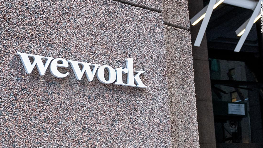 Former WeWork employee sues for sexual harassment, retaliation