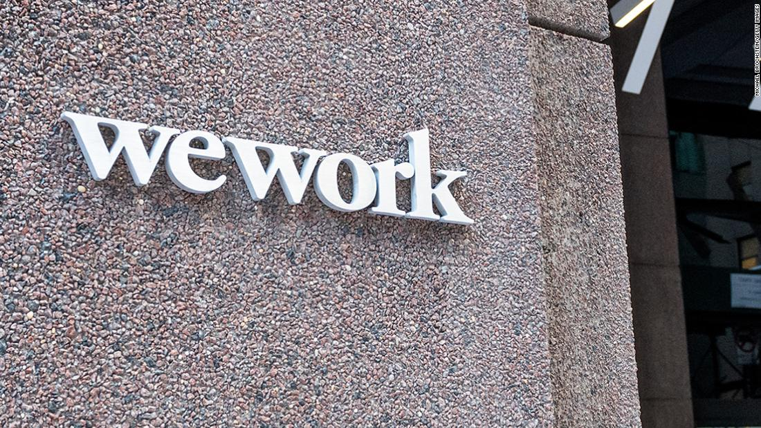 WeWork sued over alleged age discrimination - CNN