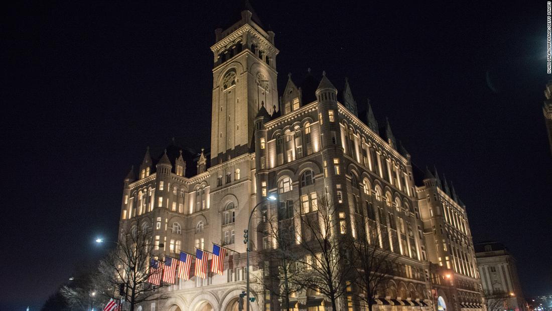 Appeals court revives emoluments lawsuit against Trump