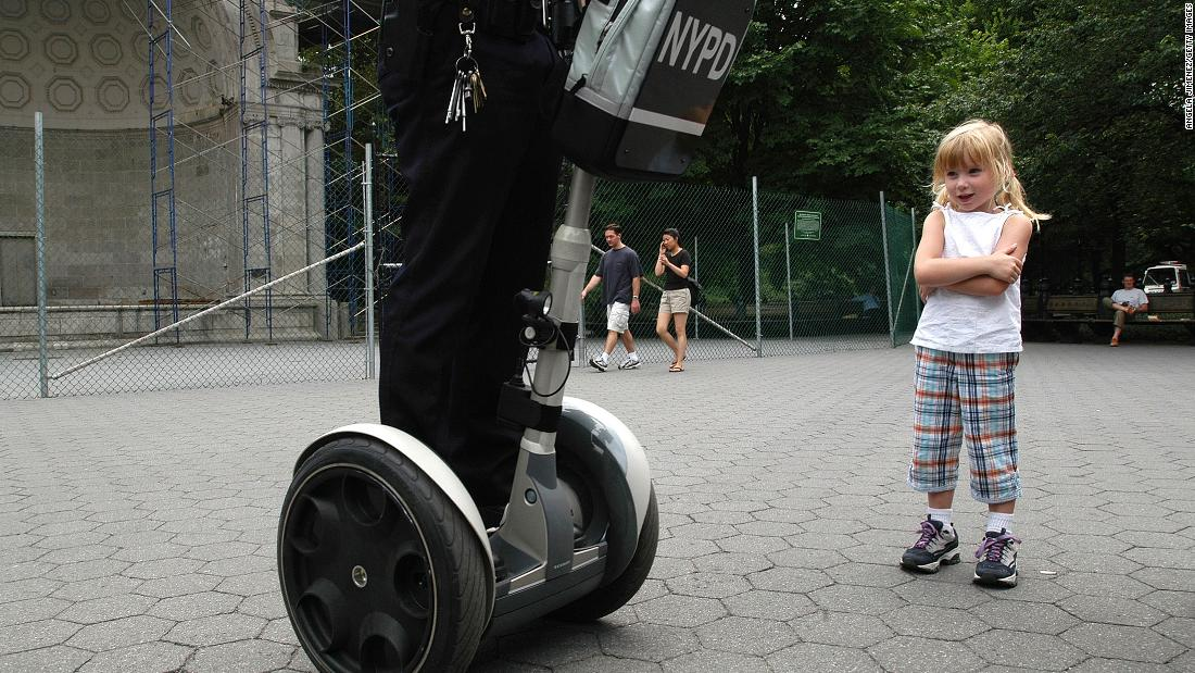 The Segway is officially over - CNN thumbnail