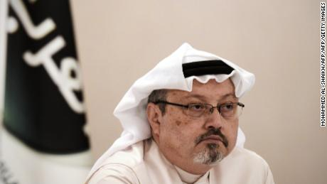 If the khashoggi secret is resolved, history does not end