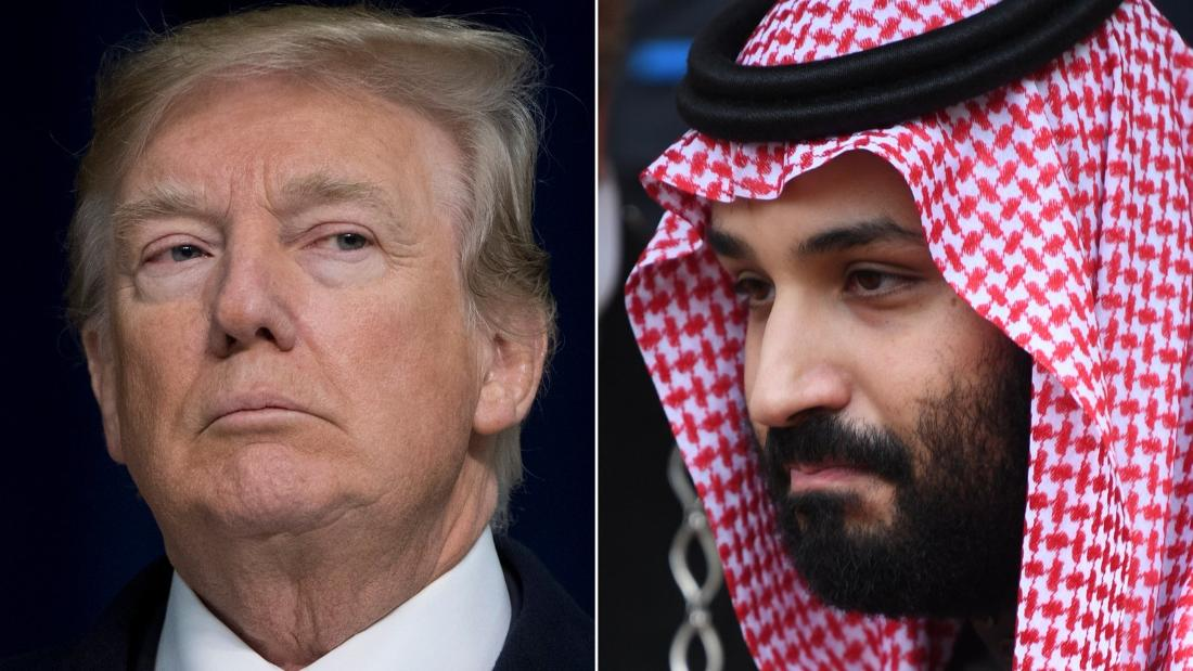 Trump's blind embrace of MBS goes wrong