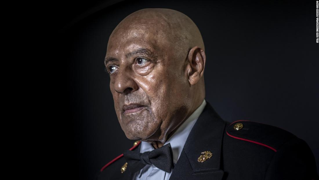 John Canley, Medal of Honor recipient, 'was always leading'