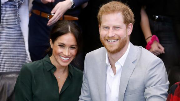 """Windsor was a """"very special place"""" for Harry and Meghan, Kensington Palace said."""