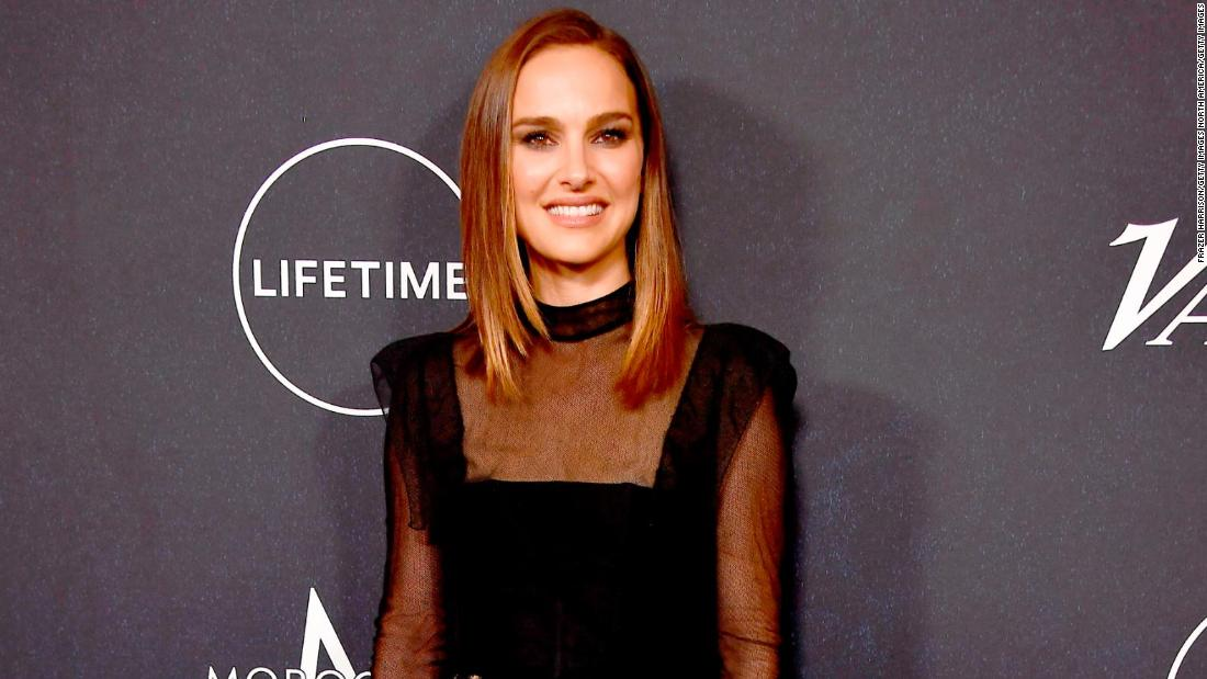 Natalie Portman loved the 'Baby-Sitters Club' books, too