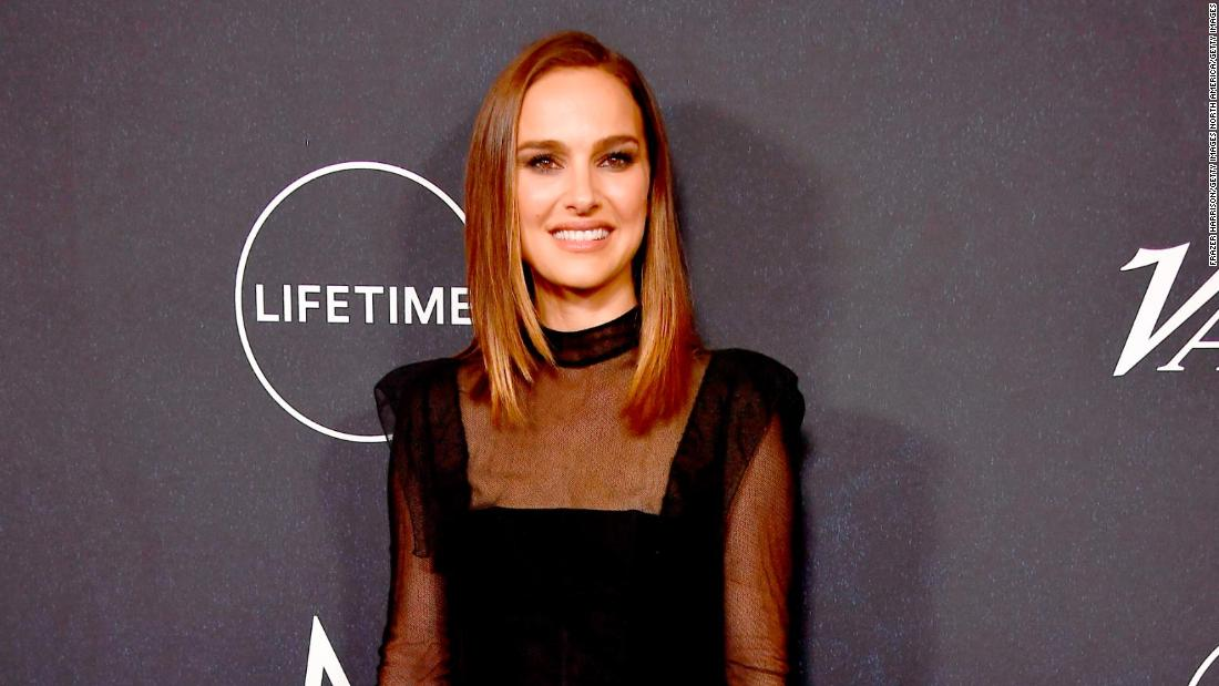 Natalie Portman suggests how to put gossip to good use