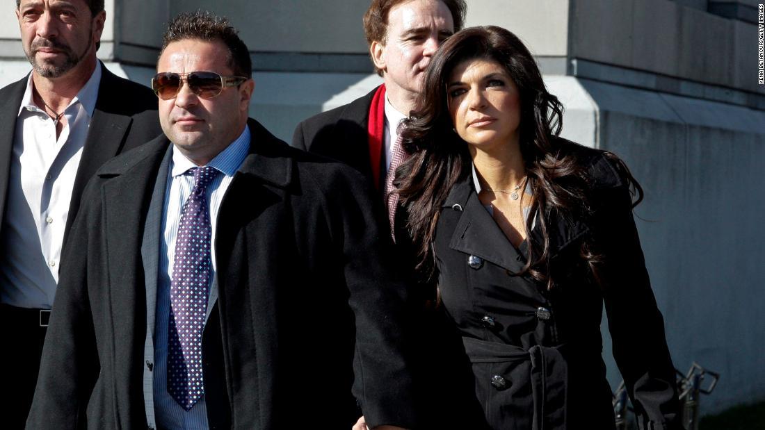 Joe Giudice's deportation appeal denied