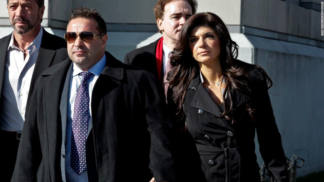 Teresa Giudice and daughters post about Joe Giudice's planned deportation