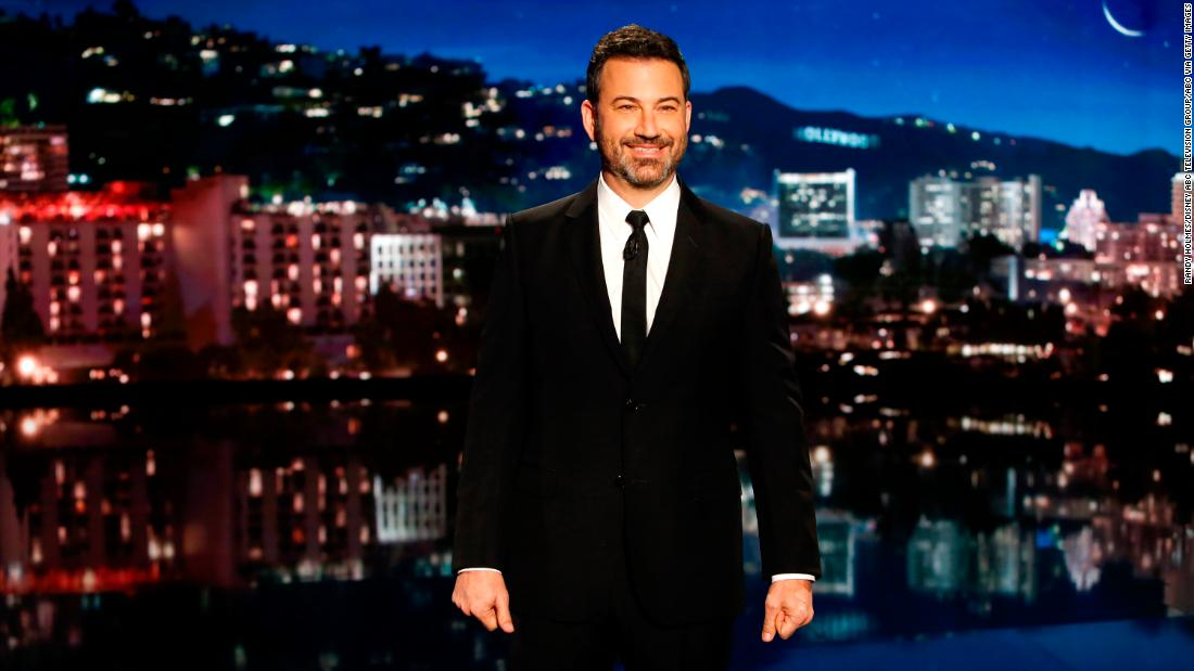 Jimmy Kimmel misses talking about TV shows instead of Trump too