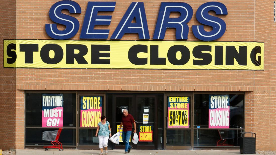 8e8e7a7c2170b These Kmart and Sears stores are closing soon - CNN