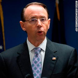 Wall Street Journal: Rod Rosenstein says Mueller investigation is 'appropriate and independent'