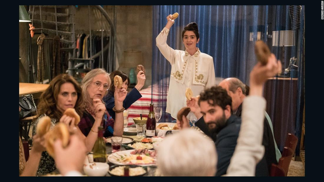 'Transparent' to end with musical episode