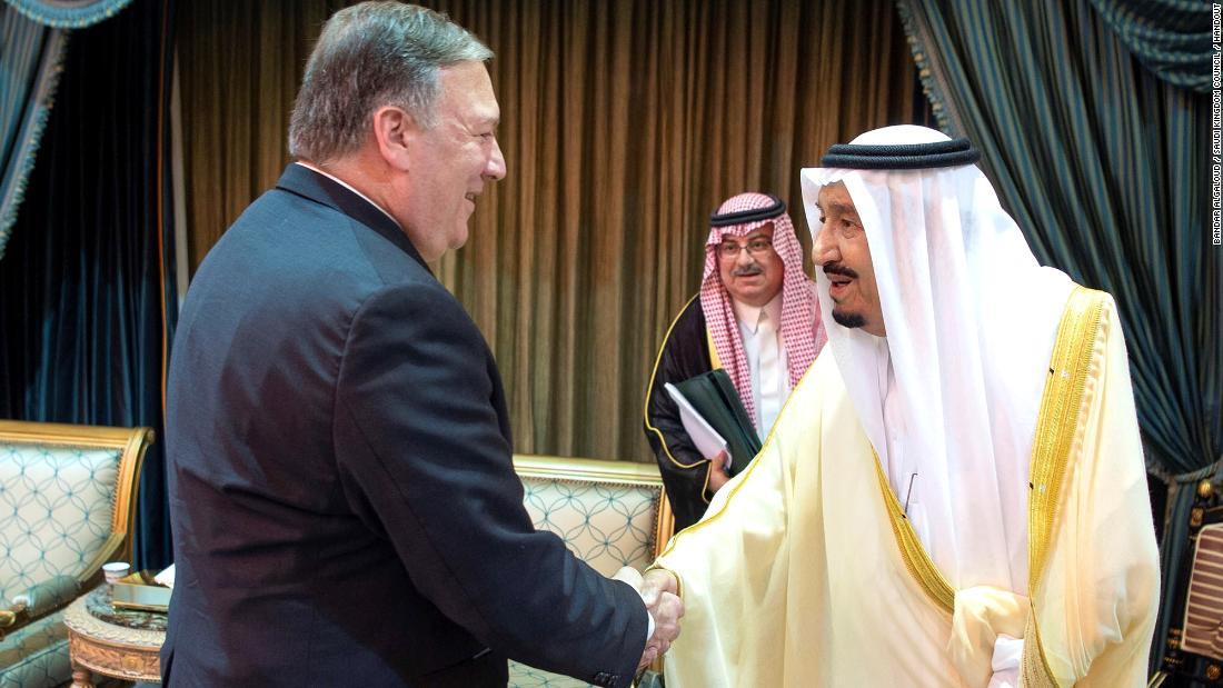 Saudi Arabia owns $166.8 billion in US debt