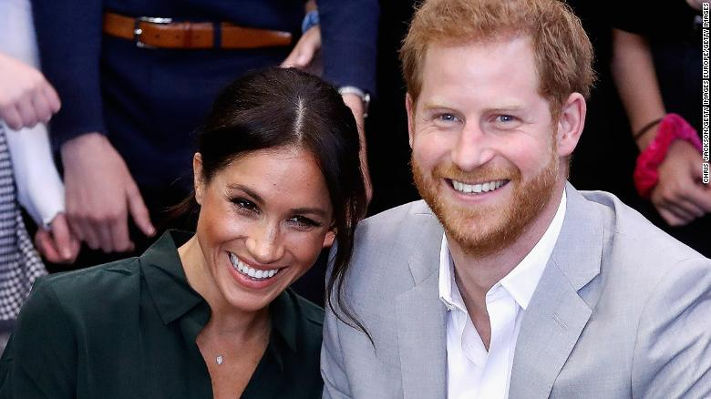 Prince Harry and Meghan, the D...