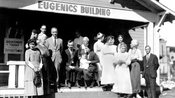 """Eugenics had won such mainstream acceptance that Americans competed in """"fitter families"""" contests at state fairs during the 1920s."""