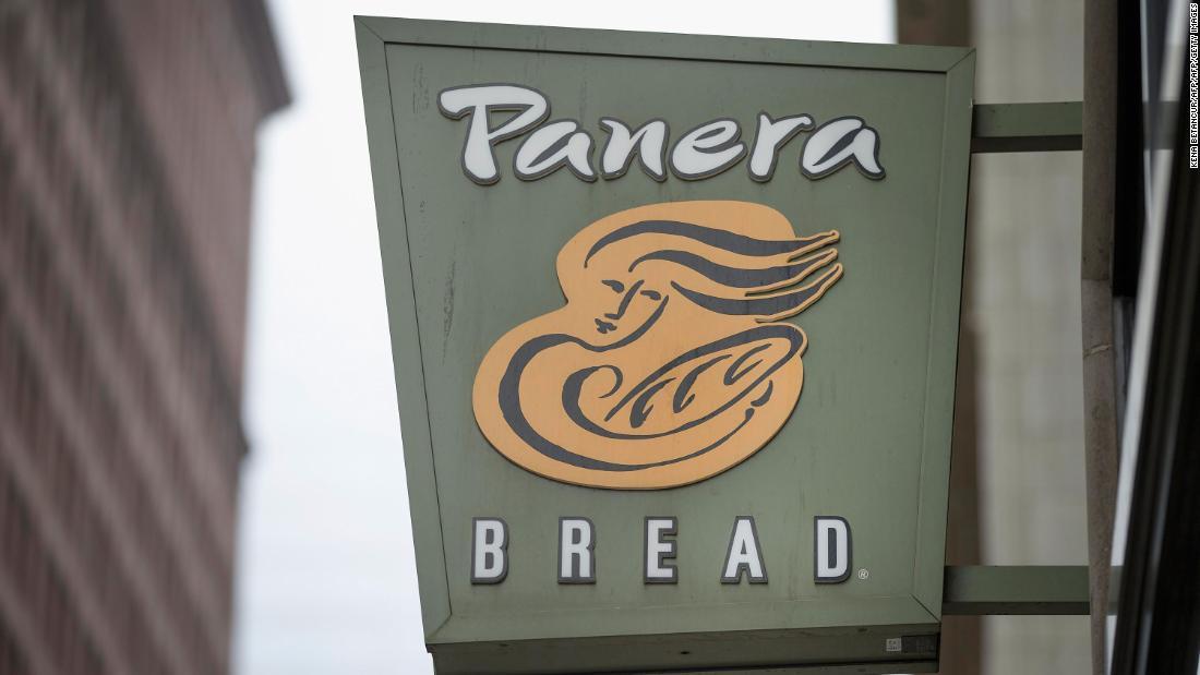 Panera verteidigt seine mac und Käse-nach-video ausgesetzt ist, Keuchen, gekocht in einer Tasche