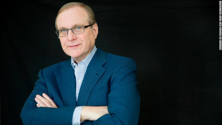 Paul Allen, a co-founder of Microsoft, in New York, Jan. 31, 2014. (Beatrice de Gea/The New York Times)