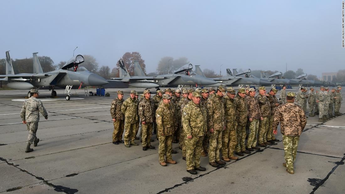 As Ukraine and Russia step up confrontation, US not a bystander