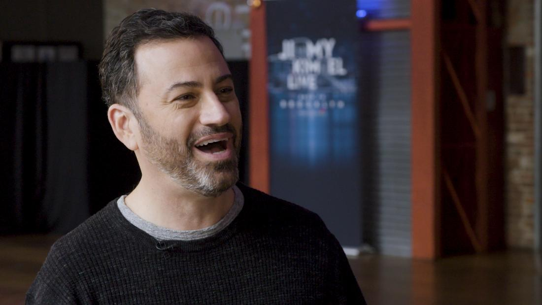 Jimmy Kimmel on how Trump changed late night comedy