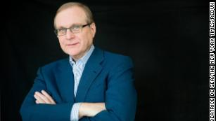 In pictures: Paul Allen's life and career