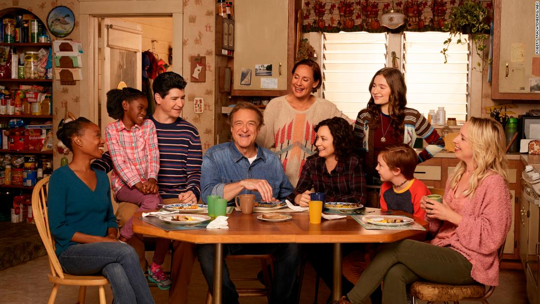 'The Conners' react to New Hampshire results live thumbnail