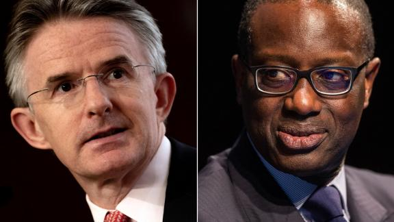 HSBC CEO John Flint and Credit Suisse CEO Tidjane Thiam have joined the exodus from