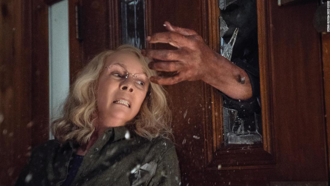 'Halloween' sequel is up to its old tricks