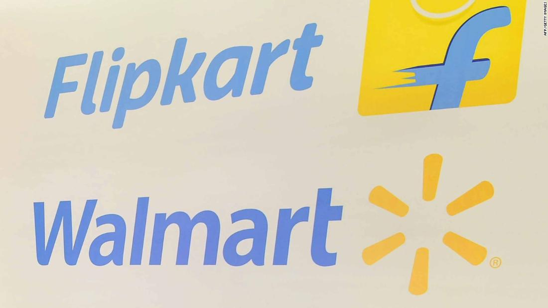 Walmart trims profit outlook after Flipkart purchase