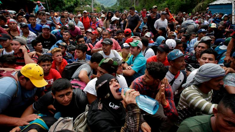 Trump is threatening foreign aid over the new migrant caravan. Here's what's at stake.