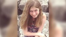 "A 13-year old Wisconsin girl is missing after her parents were found dead early Monday morning, the Barron County Sheriff's Department said.  The missing juvenile, Jayme Closs is 5-feet tall, 100 pounds with green eyes and blonde or strawberry hair, according to the BCSD.   Barron County Sheriff's said they received a 911 call ""from a subject asking for help at 1268 HWY 8"".  When deputies arrived, they found two deceased adults identified as James Closs, 56 and Denise Closs, 46, who were married."