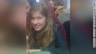 Aunt to missing girl Jayme Closs: We will never stop looking