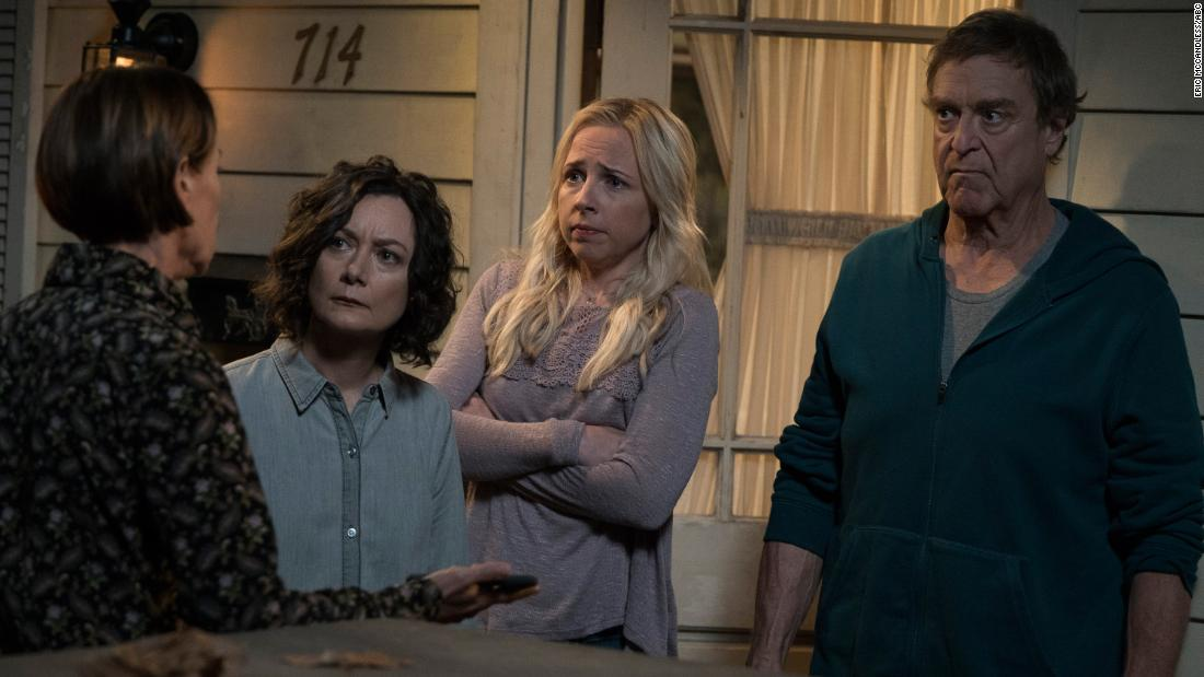 Roseanne Barr responds to 'The Conners' debut