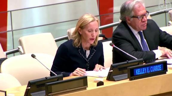 UN Cuba Kelley Currie diplomats interrupt vpx_00011714.jpg