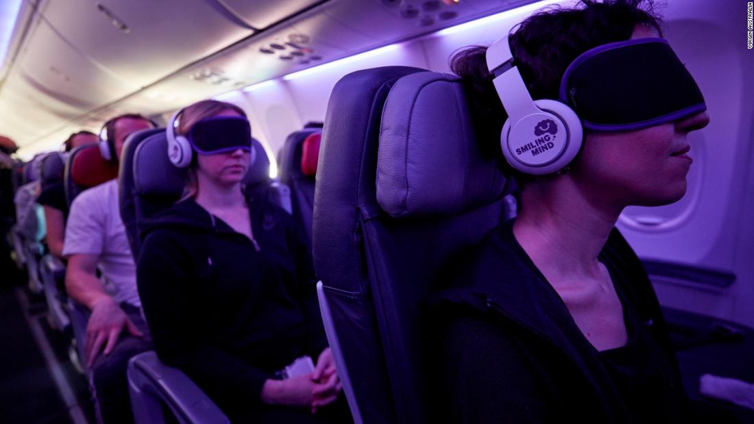This airline wants to help you meditate at 30,000 feet