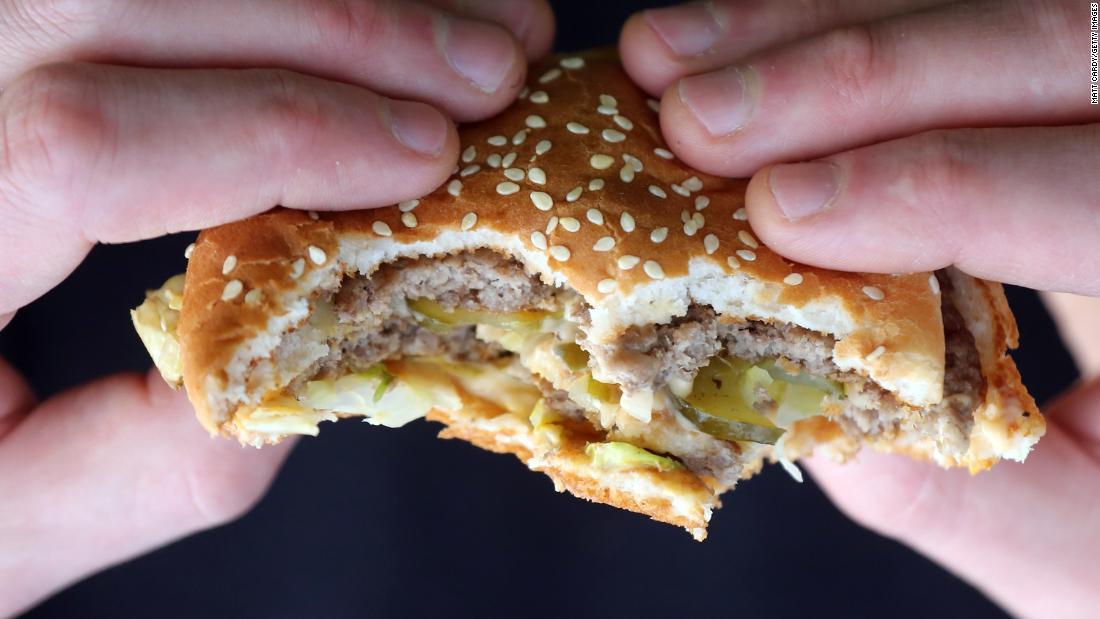 何に速い食肉を食べるの?