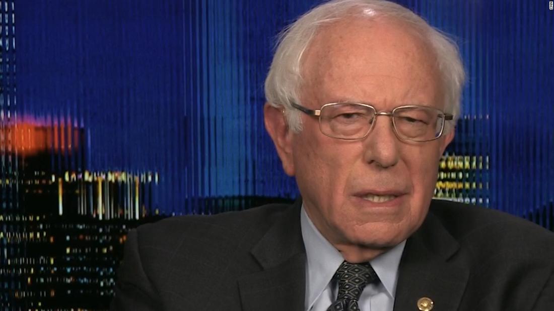Trump's Saudi defense leaves Sanders stunned - CNN Video