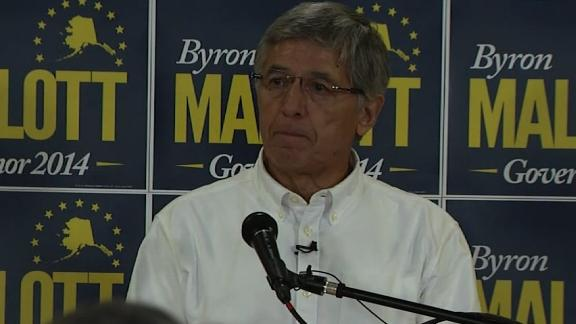 "ANCHORAGE (KTUU) - The Lieutenant Governor of Alaska, Byron Mallott, resigned Tuesday due to what is being referred to as ""inappropriate comments.""    According to a press release issued by Governor Bill Walker, Mallot's resignation is effective immediately, with Valerie Nurr'araaluk Davidson being sworn in to take over by Walker himself."