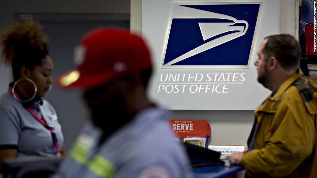 Trump administration moves to end Chinese mail subsidy