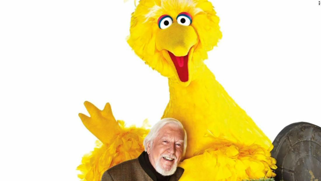 Caroll Spinney helped kids like me find their voices