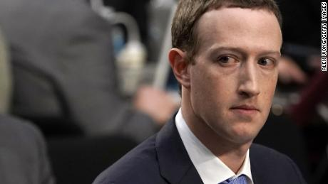 Public funds back plan to replace Mark Zuckerberg as Facebook president