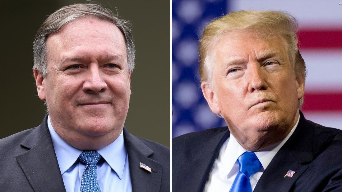 Pompeo and Trump push to buy time for Saudis on Khashoggi probe
