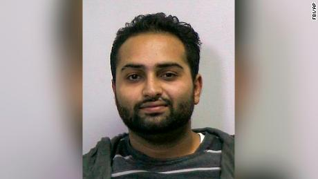 Harbir Parmar in a photo provided by the FBI.
