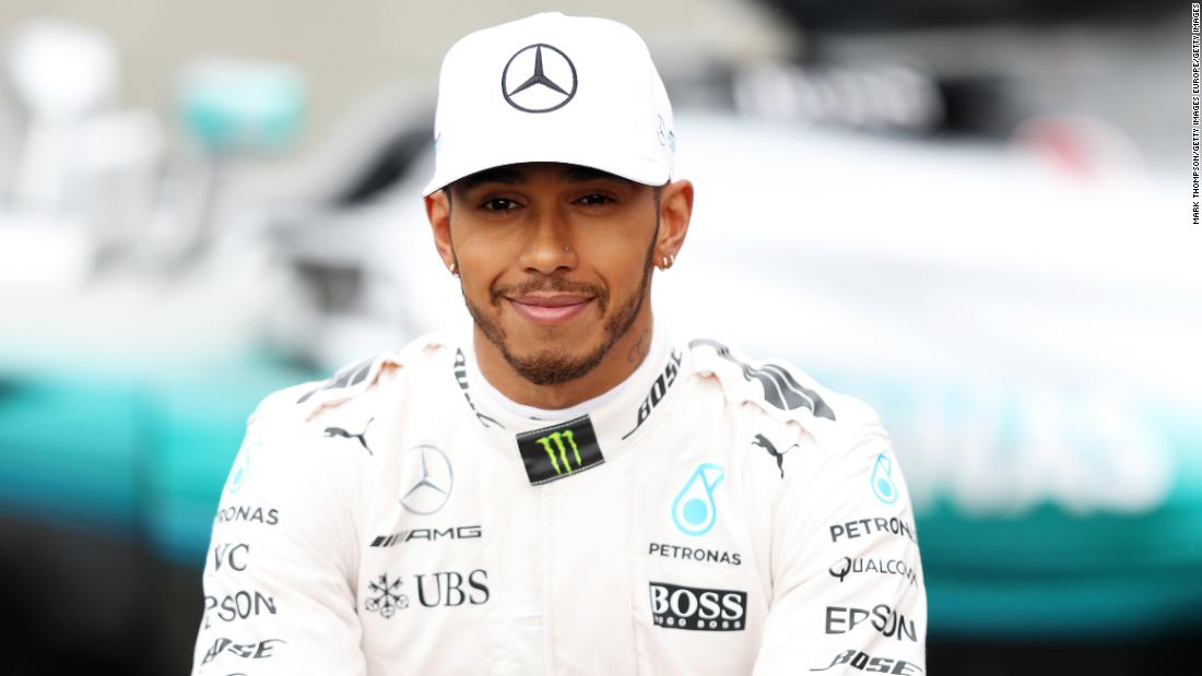 'Perfect' Hamilton's on the brink