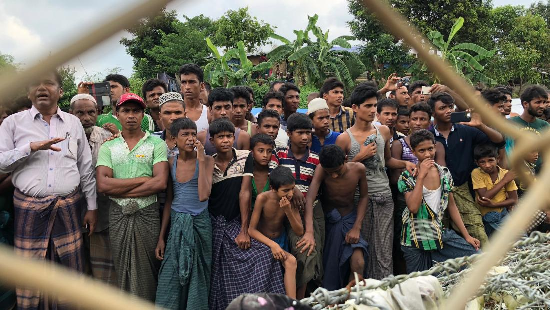 Return to Rakhine: 'Genocide never happened in this country'