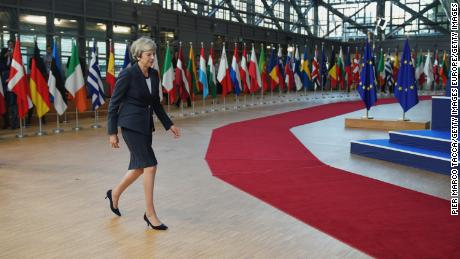 EU leaders prepared to extend UK's Brexit transition period